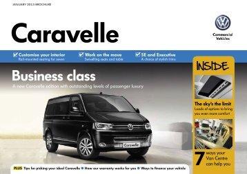 Caravelle Brochure