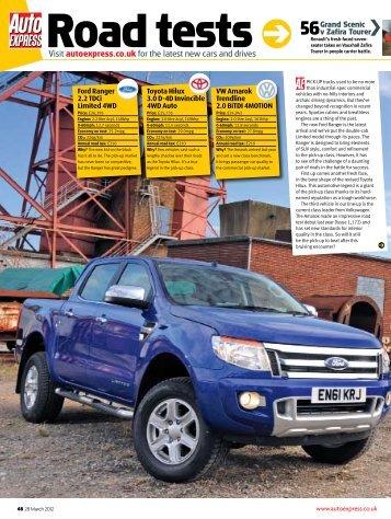 Ford Ranger - John Clark Motor Group