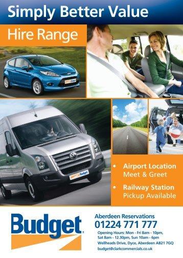 Simply Better Value • Airport Location - John Clark Motor Group