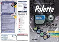 Digital Refractometer (Optical Refraction Method) Palette Series