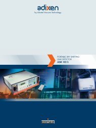 ASM 102 S (PDF) - Tecnovac