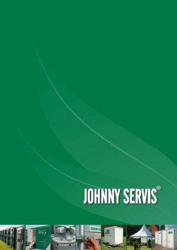 mobilné toalety - Johnny servis