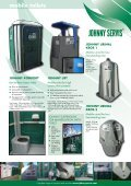 mobile toilets - Johnny servis - Page 3