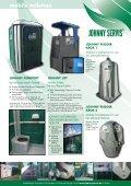 mobile toiletten - Johnny servis - Seite 3