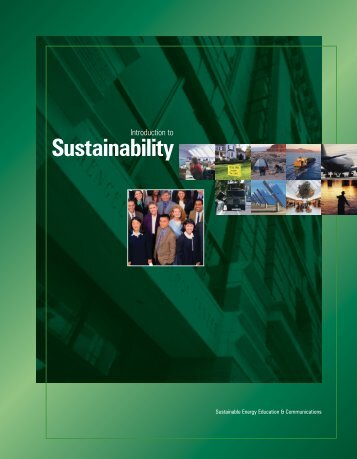 Introduction to Sustainability - Johnson Controls Inc.