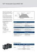 VLT® Arrancador Suave - comser ltda. - Page 5