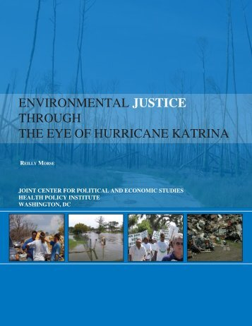 environmental justice through the eye of hurricane katrina