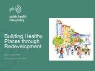 Robert Ogilvie: Blight and Redevelopment DL8 - Joint Center for ...