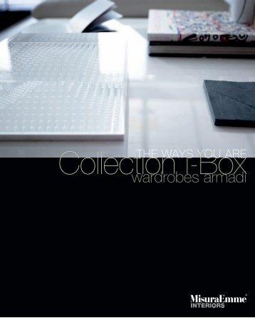 Misuraemme I-BOX wardrobes armadi