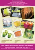 Siliconen placemats - kaarsen in glas Trendy ... - Joka Products - Page 2