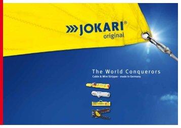 Imagebrochure - Jokari