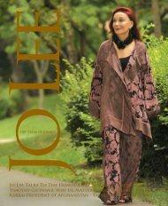 Autumn 2010 Jo Lee - JO LEE Magazine