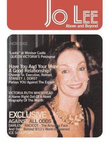 Letter - JO LEE Magazine