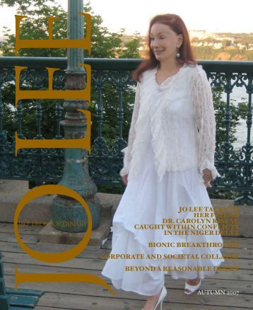 180° FROM ORDINARY - JO LEE Magazine