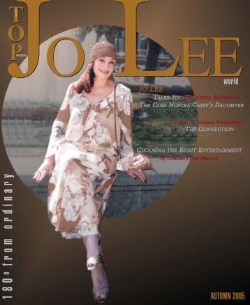 T O T O P - JO LEE Magazine
