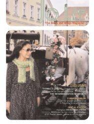The Marvelous Maverick - JO LEE Magazine