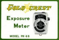 Gold Crest PR-66