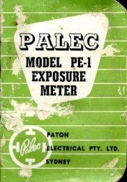 Paton Palec PE-1
