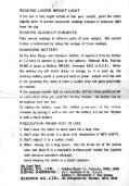 Sekonic L-216 Auto Range - Page 4