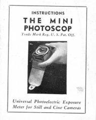 Mini Photoscop