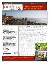 Lisboa program Juni 2013.pdf - Jomfrureiser