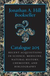 Cat. 205 illustrated.pdf - Jonathan A Hill, Bookseller