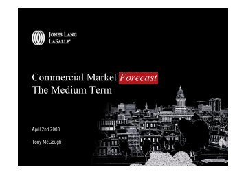 UK Economic Outlook - Jones Lang LaSalle