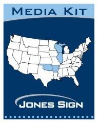 Billboard Media Kit [PDF 10.6MB] - Jones Sign