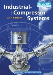 bauer industriekatalog - Jordair Compressors Inc.