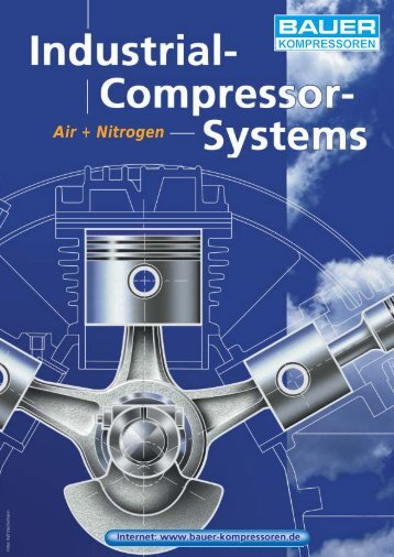 bauer industriekatalog - Jordair Compressors Inc.