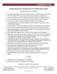 JORDAIR INDUSTRIAL 5000 PSIG AIR & GAS COMPRESSOR ... - Page 2