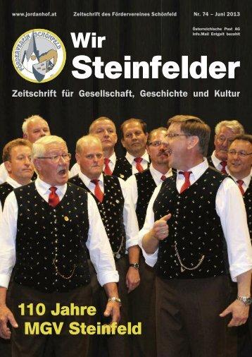 Ausgabe 74 - jordanhof.at