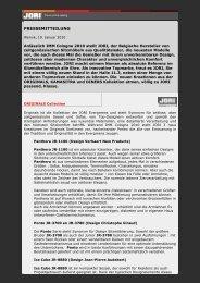 FPERS100119 PERSBERICHT koln DE - grijs 19.01.10 - Jori