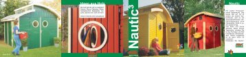 Nautic Ideen aus Holz