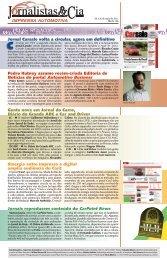Edição 106 - Jornalistas & Cia