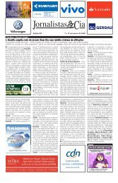 J. Hawilla amplia rede de jornais Bom - Jornalistas & Cia