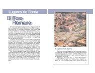 El Foro Romano - Saint Josemaria Escriva