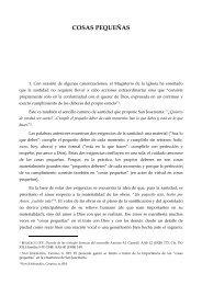 COSAS PEQUEÑAS - Saint Josemaria Escriva