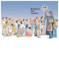 children's version - Saint Josemaria Escriva: Founder of Opus Dei