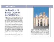 La Basilica di Santa Croce in Gerusalemme - Saint Josemaria Escriva