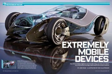 the future of the car How Silicon Valley engineers are ... - Josh Dean