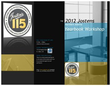 Technology consulting brochure - Jostens