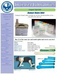New Products Wax Eater - Jorgensen Laboratories