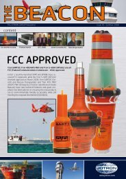 FCC APPROVED - Jotron