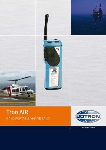 Brochure Tron AIR.pdf - Jotron