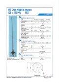 Telsa VHF antennas.pdf - Jotron - Page 4
