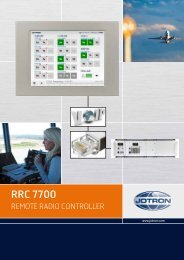 Brochure RRC 7700.pdf - Jotron