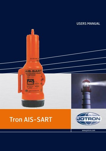 Users Manual Tron AIS-SART.pdf - Jotron