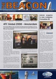 ATC Global 2008 - Amsterdam - Jotron