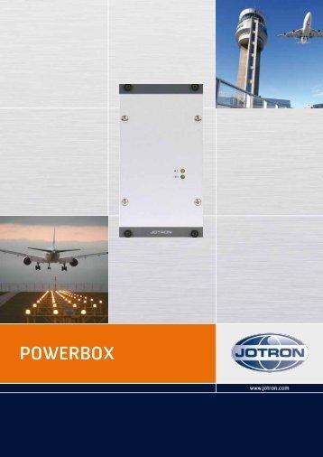 POWERBOX - Jotron